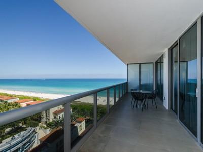 Appartement en copropriété for sales at 5875 Collins Ave. #1405  Miami Beach, Florida 33140 États-Unis