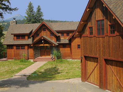 Single Family Home for sales at Serene Resort Retreat 250 Misty Way Big Sky, Montana 59716 United States