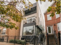 Einfamilienhaus for sales at Sunny and Open Contemporary Home 1533 N Paulina Street  West Town, Chicago, Illinois 60622 Vereinigte Staaten