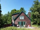 Maison unifamiliale for  sales at Timberframe with Views 6 Beech Tree Lane Dover, Vermont 05341 États-Unis