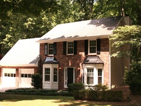 Single Family Home for sales at Martins Landing Traditional 9630 Hillside Drive Roswell, Georgia 30076 United States