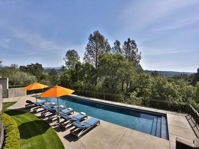 Einfamilienhaus for sales at Dry Creek Dreaming 9275 W Dry Creek Road Healdsburg, Kalifornien 95448 Vereinigte Staaten