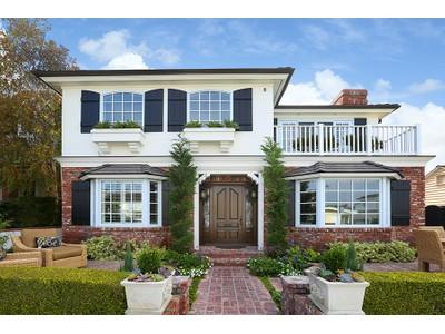 Single Family Home for sales at 218 Heliotrope Avenue    Corona Del Mar, California 92625 United States