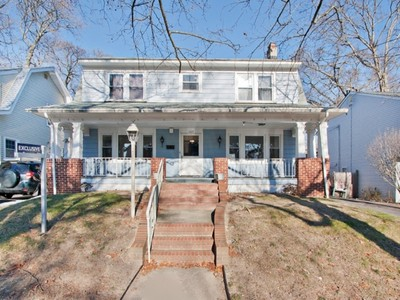 Single Family Home for sales at Dutch Colonial 1607 3rd Ave Asbury Park, New Jersey 07712 United States