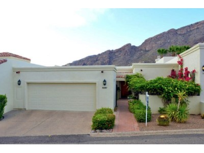 Townhouse for sales at Stunning Mountain Views in Skyline Country Club 5087 E Calle Brillante Tucson, Arizona 85718 United States