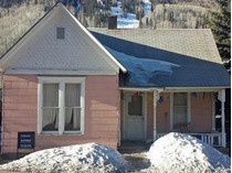 Einfamilienhaus for sales at 470 W Colorado Avenue    Telluride, Colorado 81435 Vereinigte Staaten