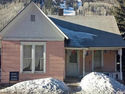Maison unifamiliale for sales at 470 W Colorado Avenue   Telluride, Colorado 81435 États-Unis