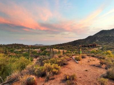 Terrain for sales at 1.25 Acre Hilltop Homesite In Desert Mountain's Village Of Mountain Skyline 39795 N 98th Way #41 Scottsdale, Arizona 85262 États-Unis