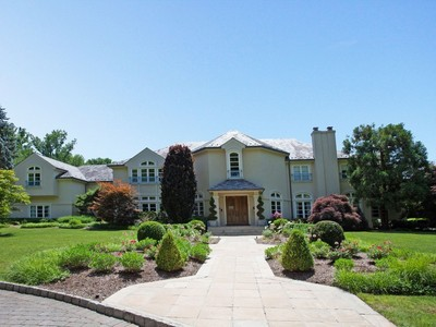 Single Family Home for sales at Quintessential Estate  Alpine, New Jersey 07620 United States