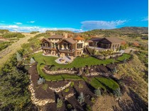 Casa Unifamiliar for sales at Stunning Mountain Estate with Serenity and Views 1555 Red Hawk Trl   Park City, Utah 84098 Estados Unidos