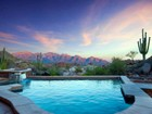 Single Family Home for  sales at Contemporary Elegance At Its Finest 1273 W Tortolita Mountain Circle  Oro Valley, Arizona 85755 United States