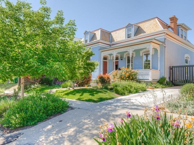 Single Family Home for sales at Delightful Avenues Home 613 E Third Ave Salt Lake City, Utah 84103 United States