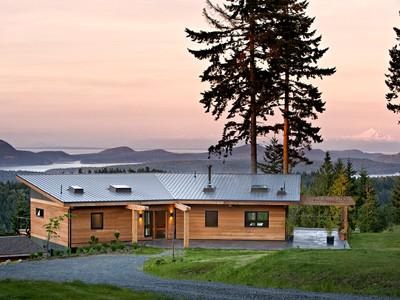 Casa para uma família for sales at Tidalwood Contemporary 158 Alexander Boulevard  Salt Spring Island, Columbia Britanica V8K2H8 Canadá