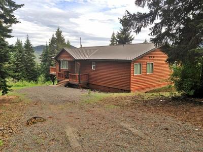 Nhà ở một gia đình for sales at St. Maries Mountain Living Off-the-Grid 18650 ST JOE RIVER RD St. Maries, Idaho 83861 Hoa Kỳ