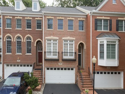 Townhouse for sales at Tuckerman Heights 10507 Tuckerman Heights Cir Rockville, Maryland 20852 United States