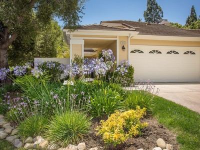 Single Family Home for sales at Roundtree Place 5656 Roundtree Place Westlake Village, California 91362 United States
