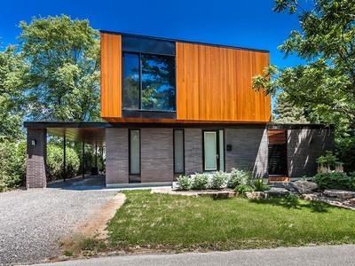 Частный односемейный дом for sales at Sainte-Dorothée   Laval   Contemporary home style 771 Rue Léonard-De Vinci Sainte-Dorothee, Квебек H7X3G9 Канада