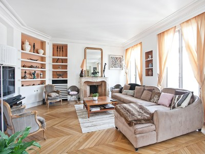 Apartamento for sales at Apartment with continuous balcony - St Ferdinand  Paris, Paris 75017 Francia