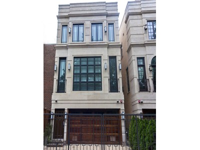 Single Family Home for sales at Spectacular Lakeview Home! 707 W Gordon Terrace  Chicago, Illinois 60613 United States