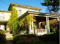 Maison unifamiliale for sales at Historic Victorian 268 Montgomery Road Jay Peak   Berkshire, Vermont 05447 États-Unis