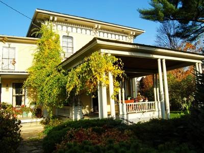 Villa for sales at Historic Victorian 268 Montgomery Road Jay Peak  Berkshire, Vermont 05447 Stati Uniti