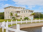 獨棟家庭住宅 for sales at Spectacular Riverside Home with Elevator 172 Ocean Estates Dr Hutchinson Island, 佛羅里達州 34949 美國
