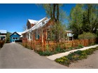 Maison unifamiliale for  sales at Shangri La 313 Maroon Avenue   Crested Butte, Colorado 81224 États-Unis