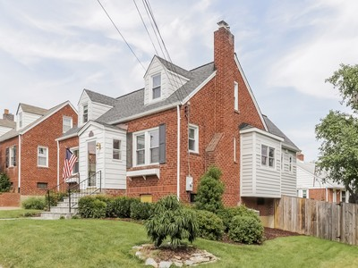 Single Family Home for sales at Bluemont 725 Buchanan Street N Arlington, Virginia 22203 United States