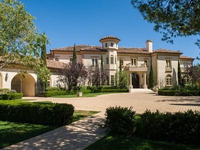 獨棟家庭住宅 for sales at 6402 Primero Izquierdo  Rancho Santa Fe, 加利福尼亞州 92067 美國