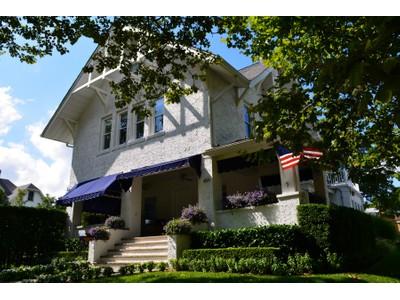Maison unifamiliale for sales at Colonial 401 Euclid Ave  Allenhurst, New Jersey 07711 États-Unis