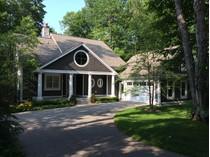 Maison unifamiliale for sales at Gof Course 7348 Preserve Drive South   Bay Harbor, Michigan 49770 États-Unis