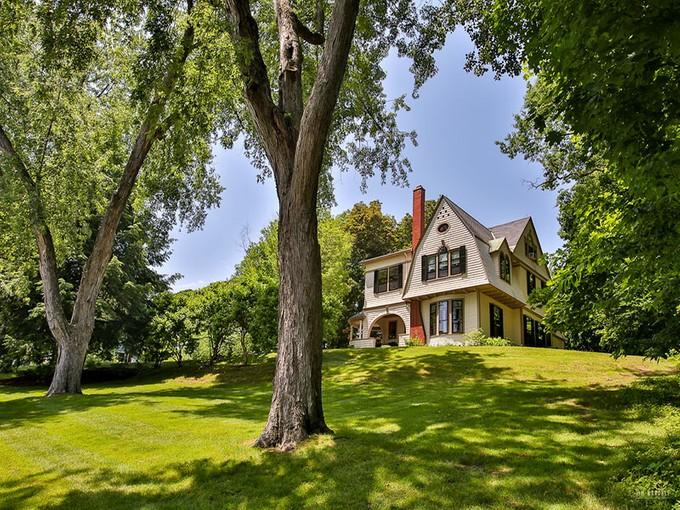 Single Family Home for sales at Occom Ridge 12 Occom Ridge Hanover, New Hampshire 03755 United States