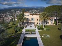 Các loại nhà khác for sales at Magnificient Manor House 15 mns from Nice - view on the St Paul Village La Colle sur Loup   Saint Paul De Vence, Provence-Alpes-Cote D'Azur 06480 Pháp