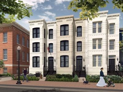 단독 가정 주택 for sales at Capitol Hill 327 9th Street Ne Washington, 컬럼비아주 20002 미국