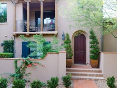 Townhouse for sales at Charming Townhome in DC Ranch 18650 E Thompson Peak Pkwy #2077 Scottsdale, Arizona 85255 United States