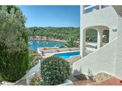 獨棟家庭住宅 for sales at Mediterranean villa with sea views Port del Rei 45 L Escala, Costa Brava 17130 西班牙