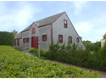 Single Family Home for sales at Renovated Barn 31 York Street   Nantucket, Massachusetts 02554 United States