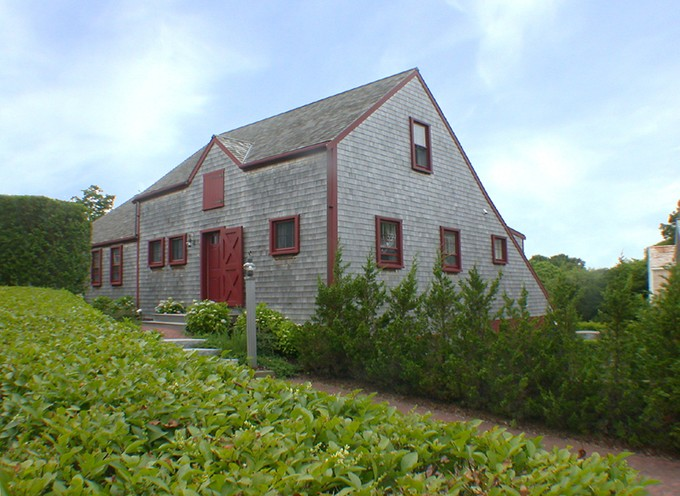 Single Family Home for sales at Renovated Barn 31 York Street   Nantucket, Massachusetts 02554 United States