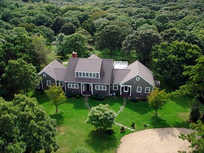 Single Family Home for sales at Chilmark Estate on 3 acres 5 Old Farm Road Chilmark, Massachusetts 02557 United States
