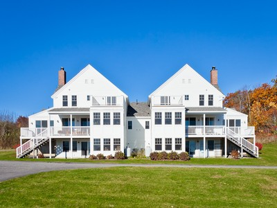Condominium for sales at Clam Cove #10A 56 Commercial Street #10A Rockport, Maine 04856 United States