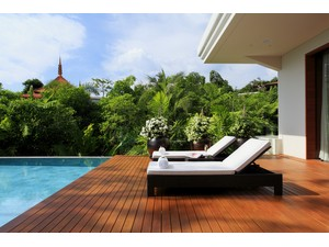 Additional photo for property listing at Luxury 2 Bedroom Villa in 5 Star Resort    Nai Thon, Phuket 83110 Thái Lan