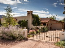 Maison unifamiliale for sales at Delightful Old World Charm 65 Mohave Drive   Sedona, Arizona 86336 États-Unis