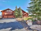 단독 가정 주택 for  sales at Dramatic Log Home with Incredible Mountain Views 7232 Ridge Way   Park City, 유타 84098 미국