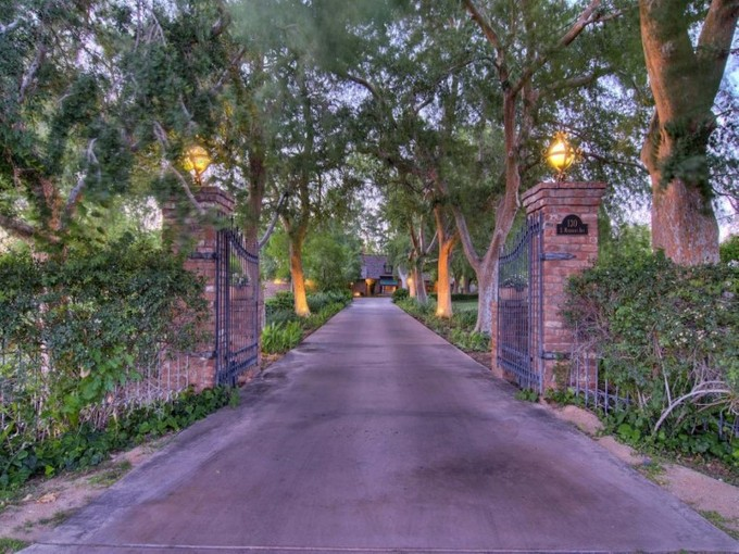 Single Family Home for sales at Charming and Timeless French Country Estate 130 E Missouri Ave  Phoenix, Arizona 85012 United States
