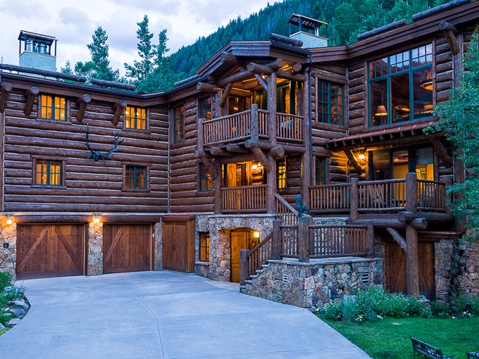 Single Family Home for sales at East Vail 3838 Bridge Rd Vail, Colorado 81657 United States