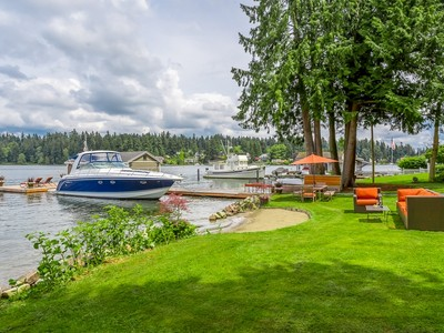 Land for sales at Serenity on Mercer Island 3408 97th Ave SE Mercer Island, Washington 98040 United States