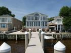 Casa para uma família for  sales at Terrific Custom Bayfront 822 McKinley Avenue Toms River, Nova Jersey 08753 Estados Unidos