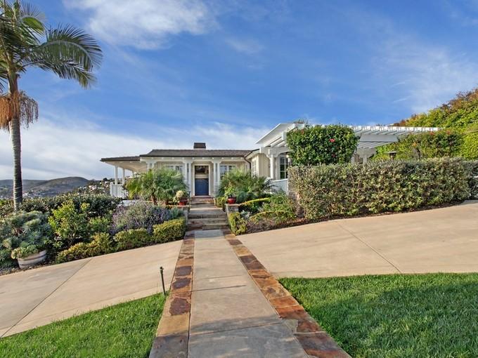 Casa Unifamiliar for sales at Laguna Beach 700 Thalia Street Laguna Beach, California 92651 Estados Unidos
