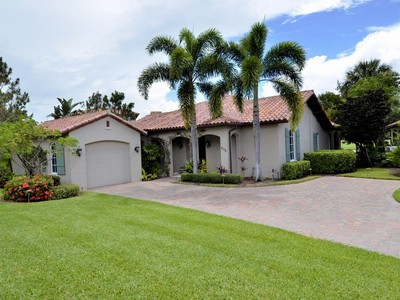 Single Family Home for sales at 615 White Pelican Way  Jupiter, Florida 33477 United States