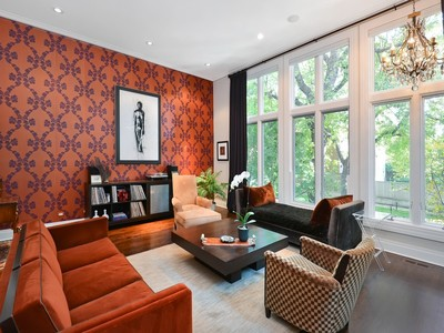 Casa Unifamiliar for sales at Stunning Home in Lincoln Park 2630 N Greenview Avenue Chicago, Illinois 60614 Estados Unidos